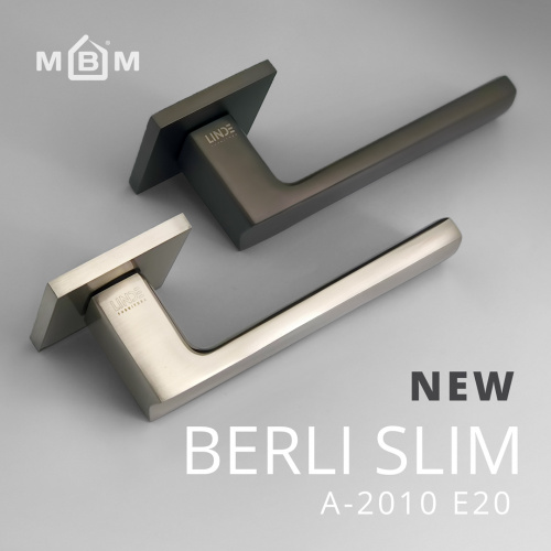 NEW! Ручка на розетке A-2010 / E20 MC и МА